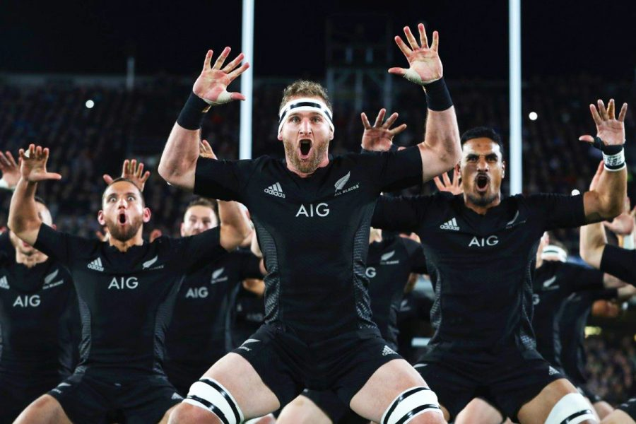 Gli All Blacks non piangono, di John Kirwan.